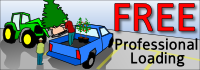 We offer FREE Professional Loading with all purchases